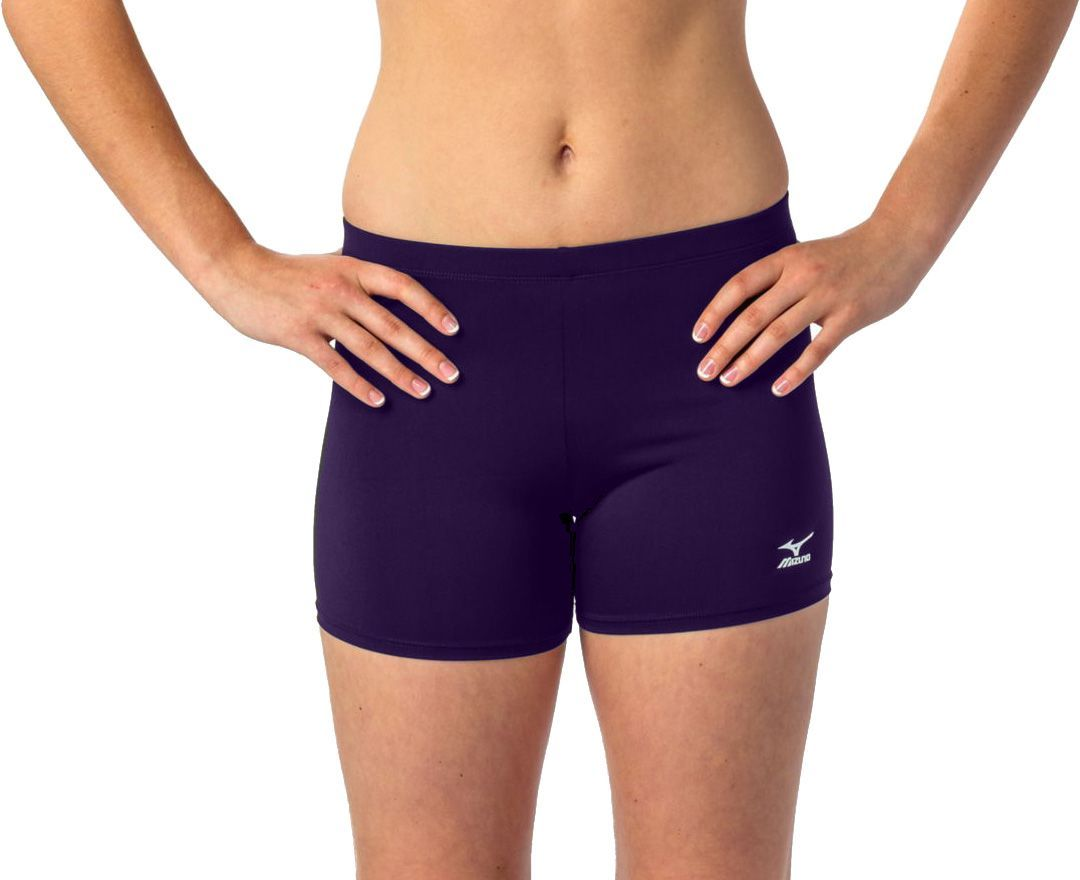 mizuno vortex volleyball shorts ladies