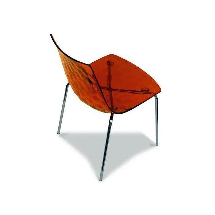 Ice CS1038 Calligaris  Sillas transparentes  Chair