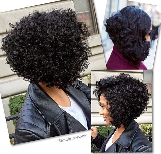 15 Best Short Curly Bob Hairstyles 2016 2017 Curly Hair