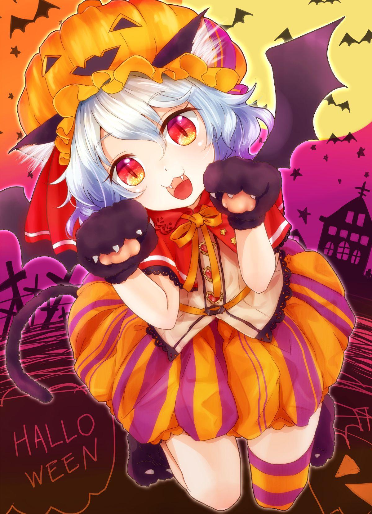 Image result for sexy anime neko girl halloween