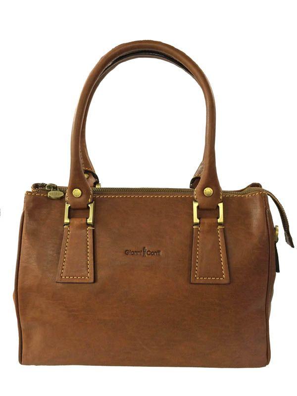 Gianni Conti 914094 Womens Leather Handbag Handbags