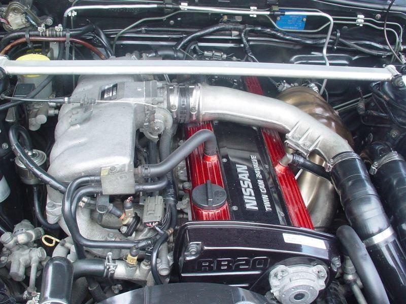Nissan Skyline R31 Gts R Engine Nissan Skyline Nissan Skyline