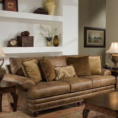 Loon Peak Claremore Sofa U0026 Reviews | Wayfair.ca