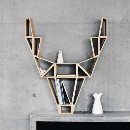 Deer Shelf - BEdesign | Minimalistisch Design | decovry.com