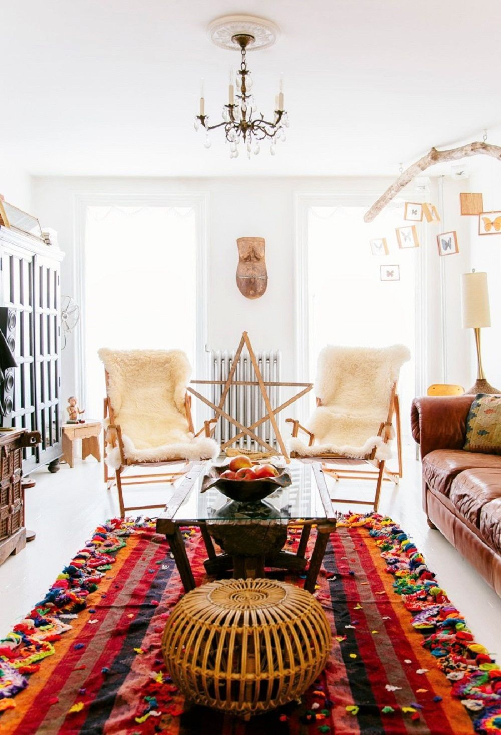 Vintage Rugs : tips on decorating your interior | Moroccan interiors ...