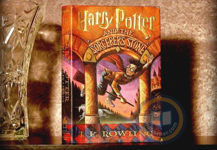 Download Harry Potter And The Sorcerer S Stone Pdf Book By J K
