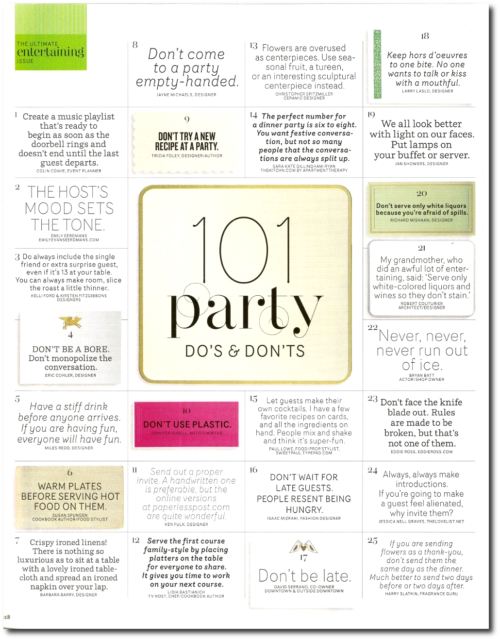 101 Party Dos & Don\'ts | Scentsy, Party planning and Party time