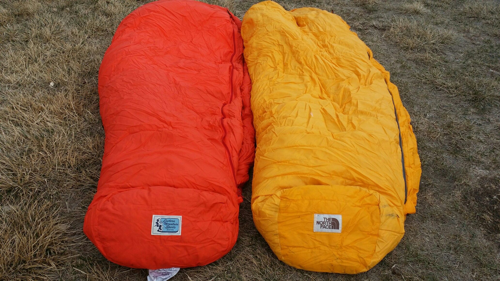 There Was A Time I Actually Used Real Sleeping Bags Tents And Gasoline Stoves My Old Ems Down Bag Even