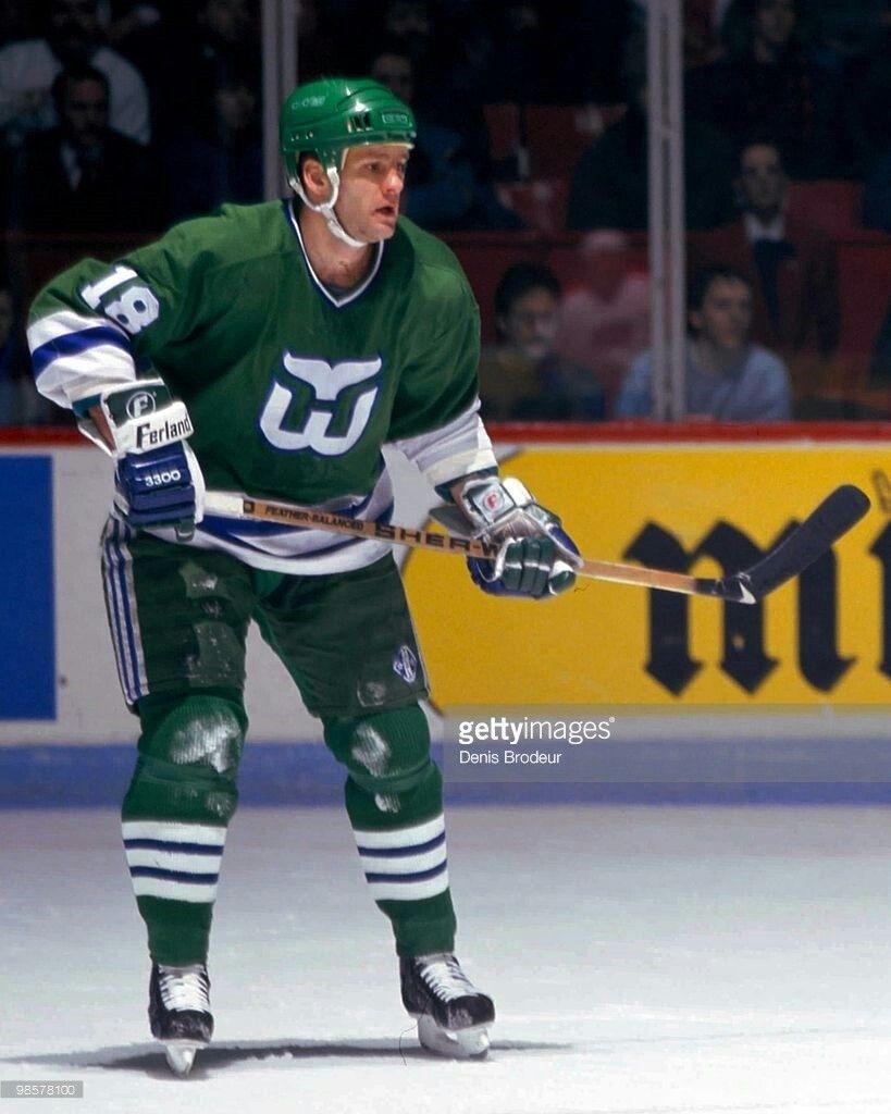 Paul Cyr Hartford whalers, Whalers, Hockey players