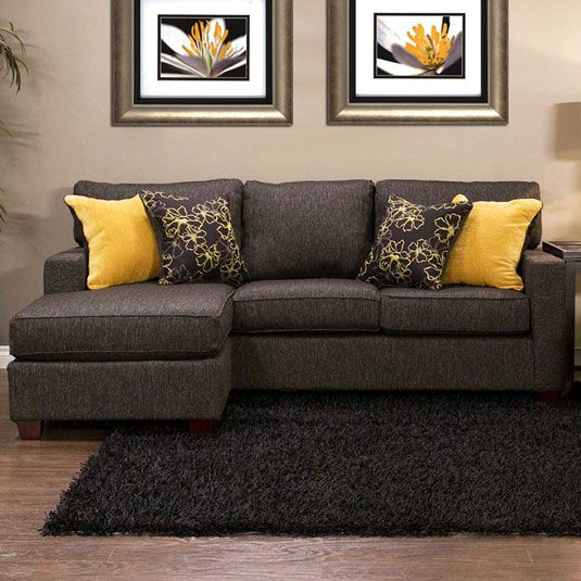Raquel Sofa with Chaise u0026 Chair by Jeromeu0027s Furniture SKU : jeromes sectional sofas - Sectionals, Sofas & Couches