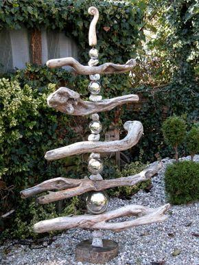 Gartendeko   Kreatives Aus Der Natur