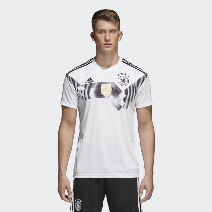 092f7e6533b1 Germany Home Jersey White L Mens