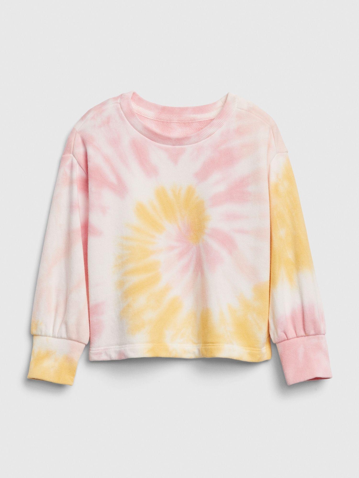 Toddler Tie Dye Sweatshirt In 2021 Toddler Ties Tie Dye Sweatshirt Sweatshirts [ 2000 x 1500 Pixel ]