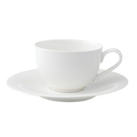 New Cottage Basic Kaffekopp Och Fat Villeroy Amp Boch