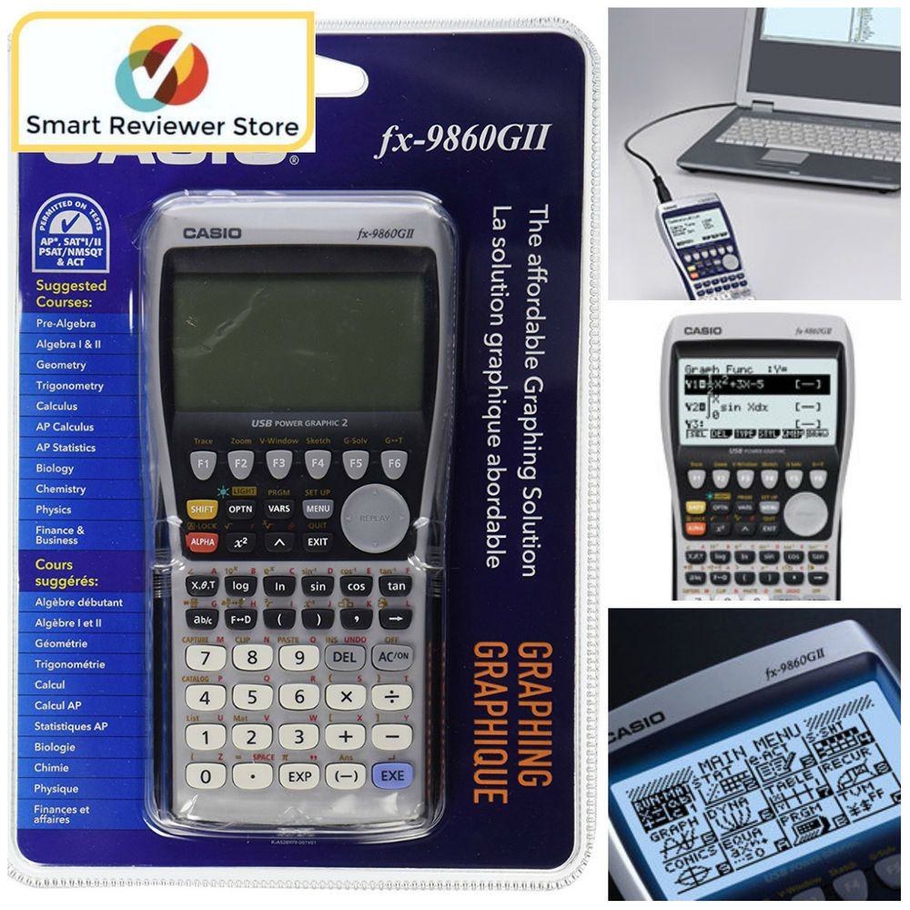 Pin by smart reviewer on gadgets pinterest bar graphs casio graphing calculator lcd screen with usb connectivity charts and bar graphs ccuart Image collections