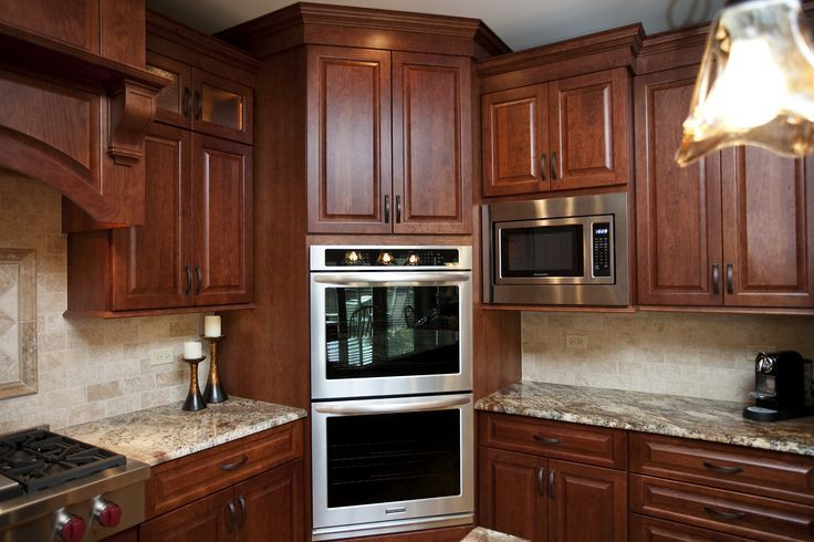 Kitchen Cabinets Ideas Double Oven Kitchen Cabinet Top 25 Ideas About Kitchen Ideas Corner