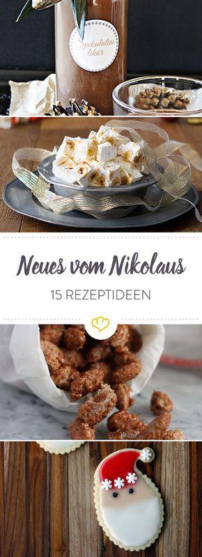 15 neue Ideen für den Nikolaus-Stiefel #nikolausgeschenk