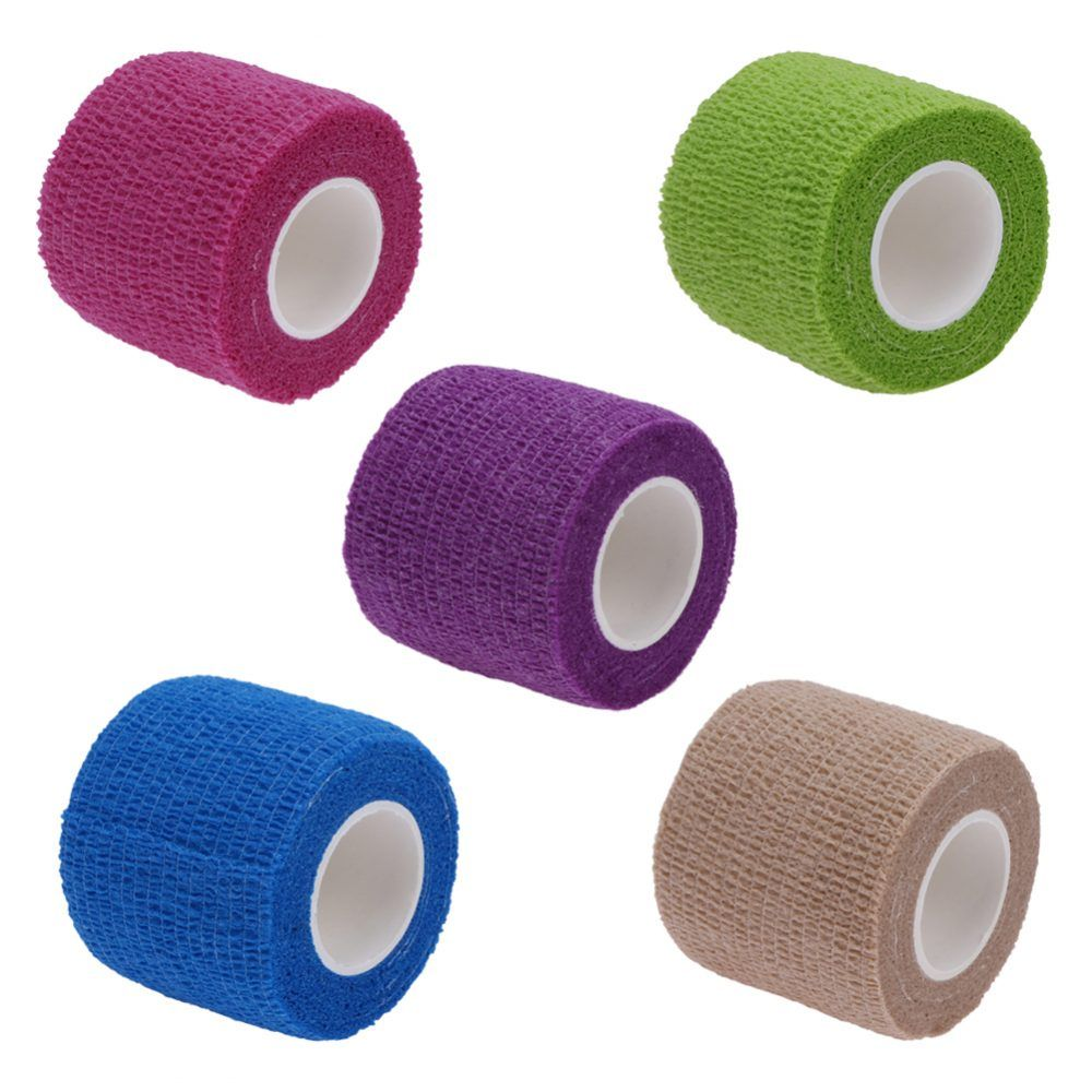 Account suspended sports tape finger bandages knee wraps