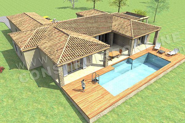 maison-avec-piscine-3d-projet-VAUCLUSE I love design