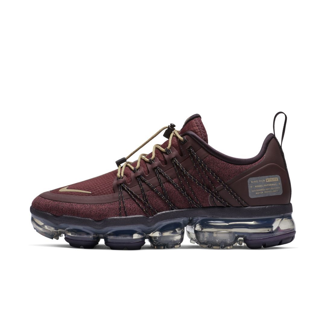 superior quality 4b86d 83e1c Nike Air VaporMax Run Utility Women s Shoe Size 11.5 (Burgundy Crush)