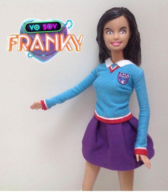 mi muneca yo soy franky a minha boneca eu sou franky. Black Bedroom Furniture Sets. Home Design Ideas