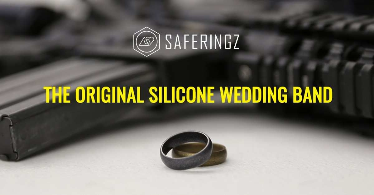 Silicone Wedding Ring Target Silicone Wedding Bands Find A Niche Among Athletes Firefighters And Law Enforcement