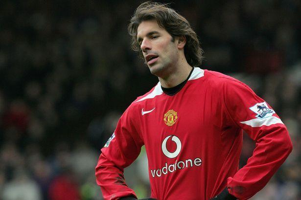 Image result for Ruud van Nistelrooy