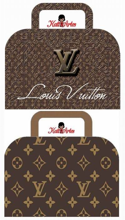 f6e0ce847c37 Louis Vuitton  Free Printable Paper Purses