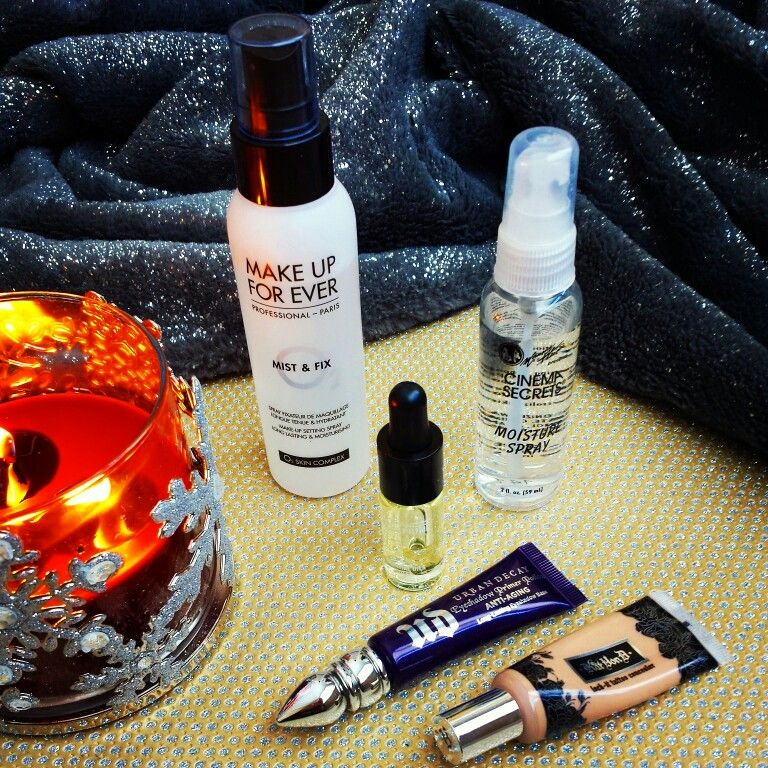 Favorite products Makeup Forever Mist & Fix (Sephora) Mac