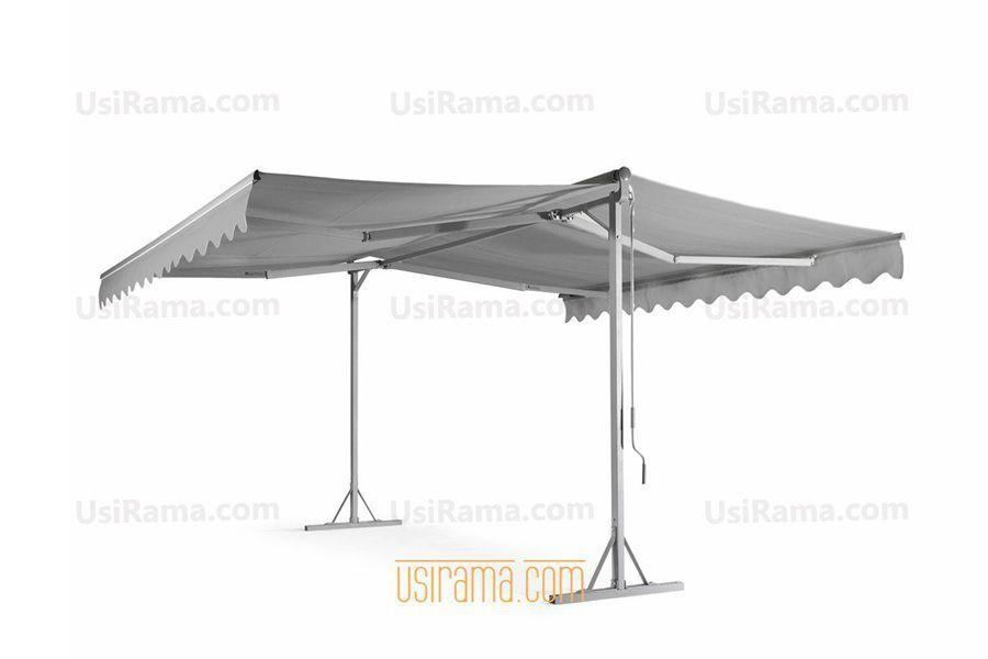 Store Parasol Double Pente Et Store Extrieur Pas Cher  Usirama