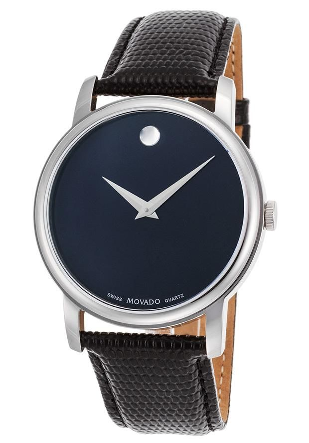 Movado Museum Watch $160.99 or less  FS #LavaHot http://www.lavahotdeals.com/us/cheap/movado-museum-watch-160-99-fs/131182