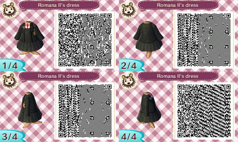 Doctor Who Shirts V2 Qr Codes Animal Crossing Animal Crossing