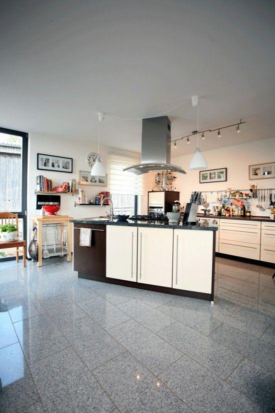 Fertighaus Wohnidee Küche und Esszimmer BRAVUR 550 Wohnideen Küche - küche mit esszimmer