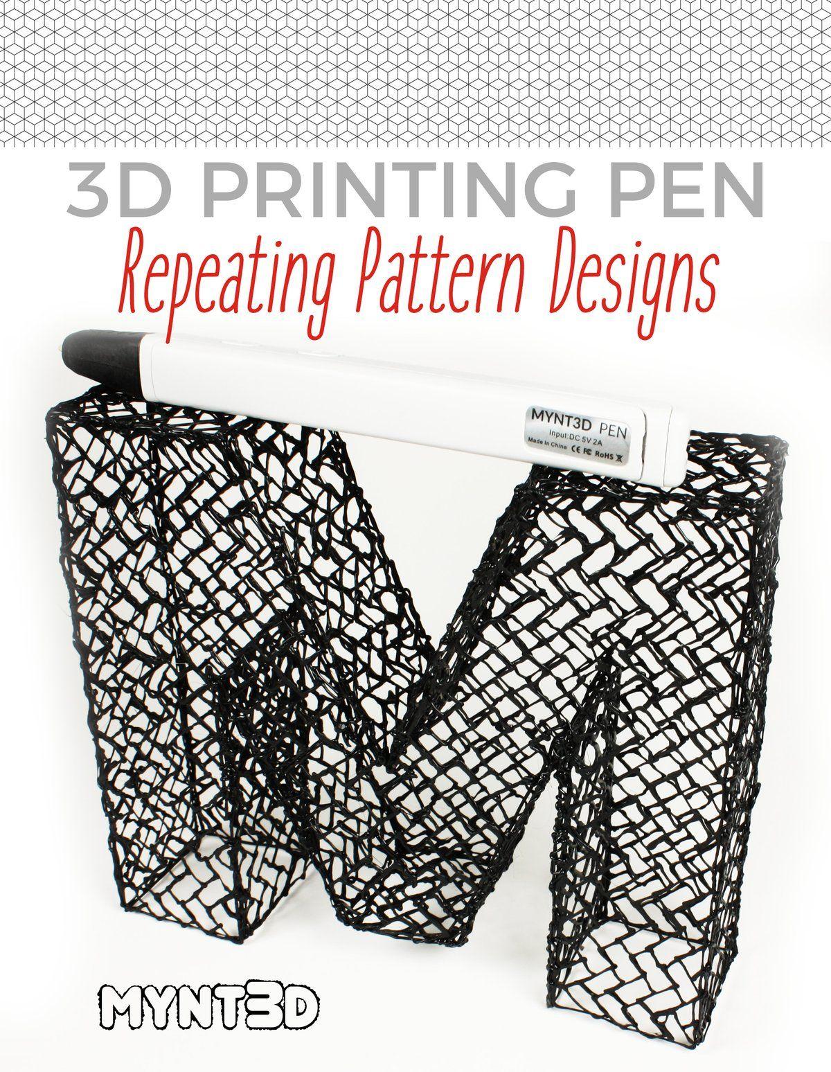 Design Patterns To Draw In 3d 3d Drawings 3d Pen Stencils 3d Pen