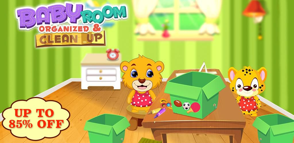 #BuySourcecode Donu0027t Miss This Awesome Room #Cleaning #Game. On Sale