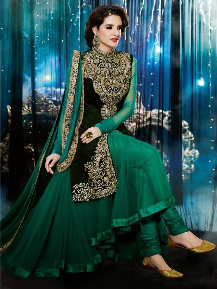9550c7a41 Health care, beauty tips... : Latest Designer Sharara suits dresses for  Parties Functions Weddings