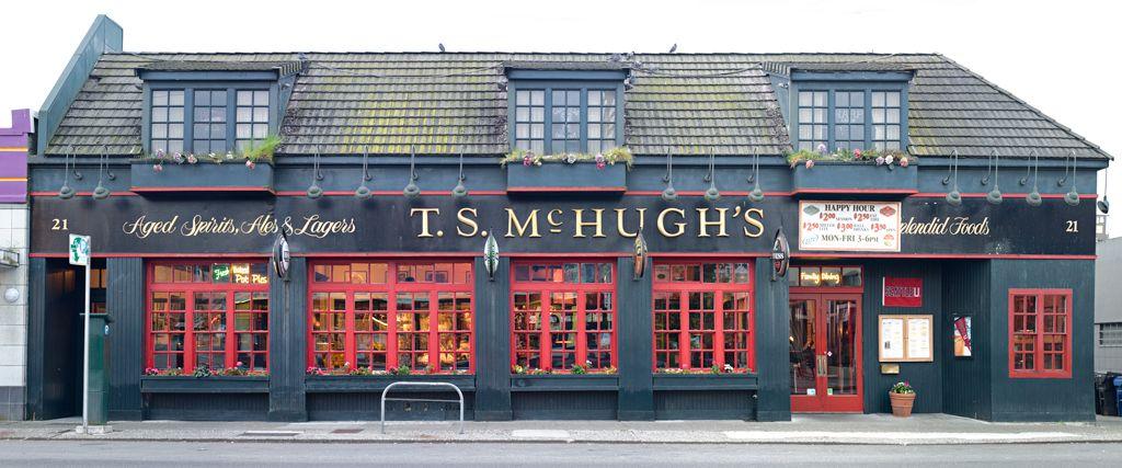 T S Mchugh Irish Pub Restaurant