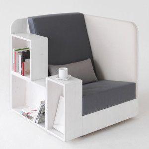 Open Book Chair by TILT
