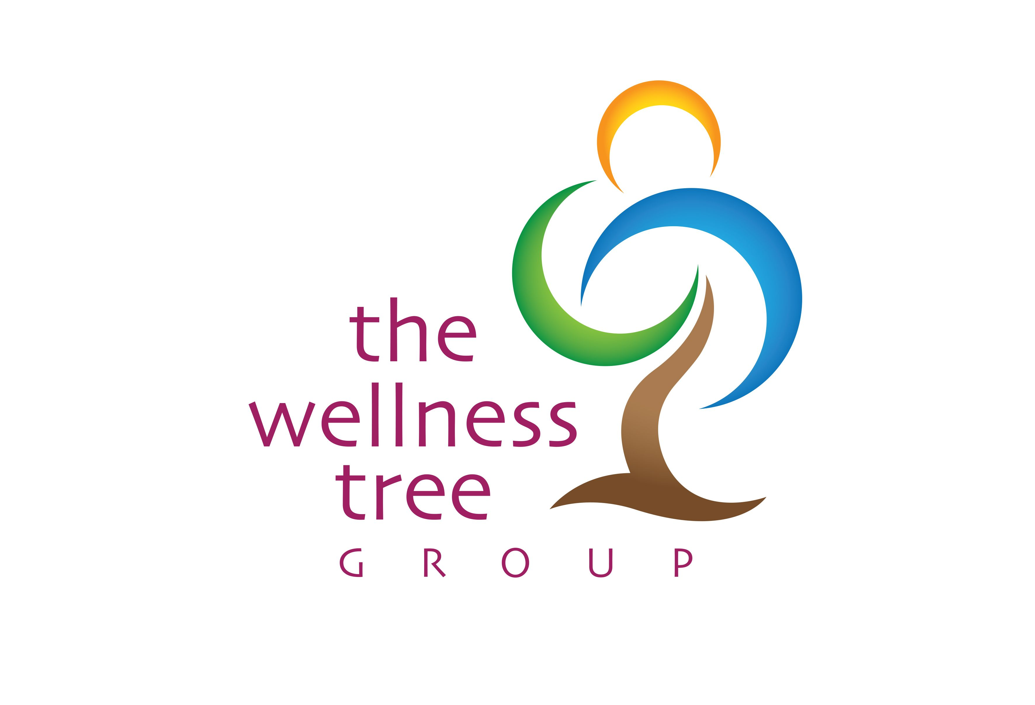 Logo Design The Wellness Tree Group Natural Health