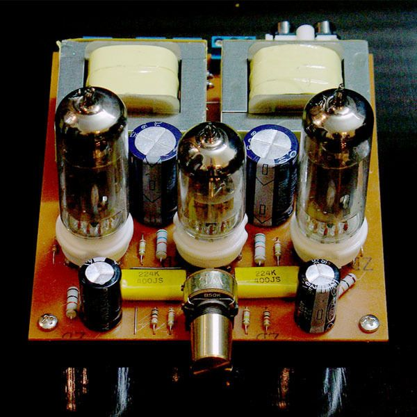 6n2 pull 6p1 tube single ended amplifier valve amp kit class a diy 6n2 pull 6p1 tube single ended amplifier valve amp kit class a diy solutioingenieria Gallery