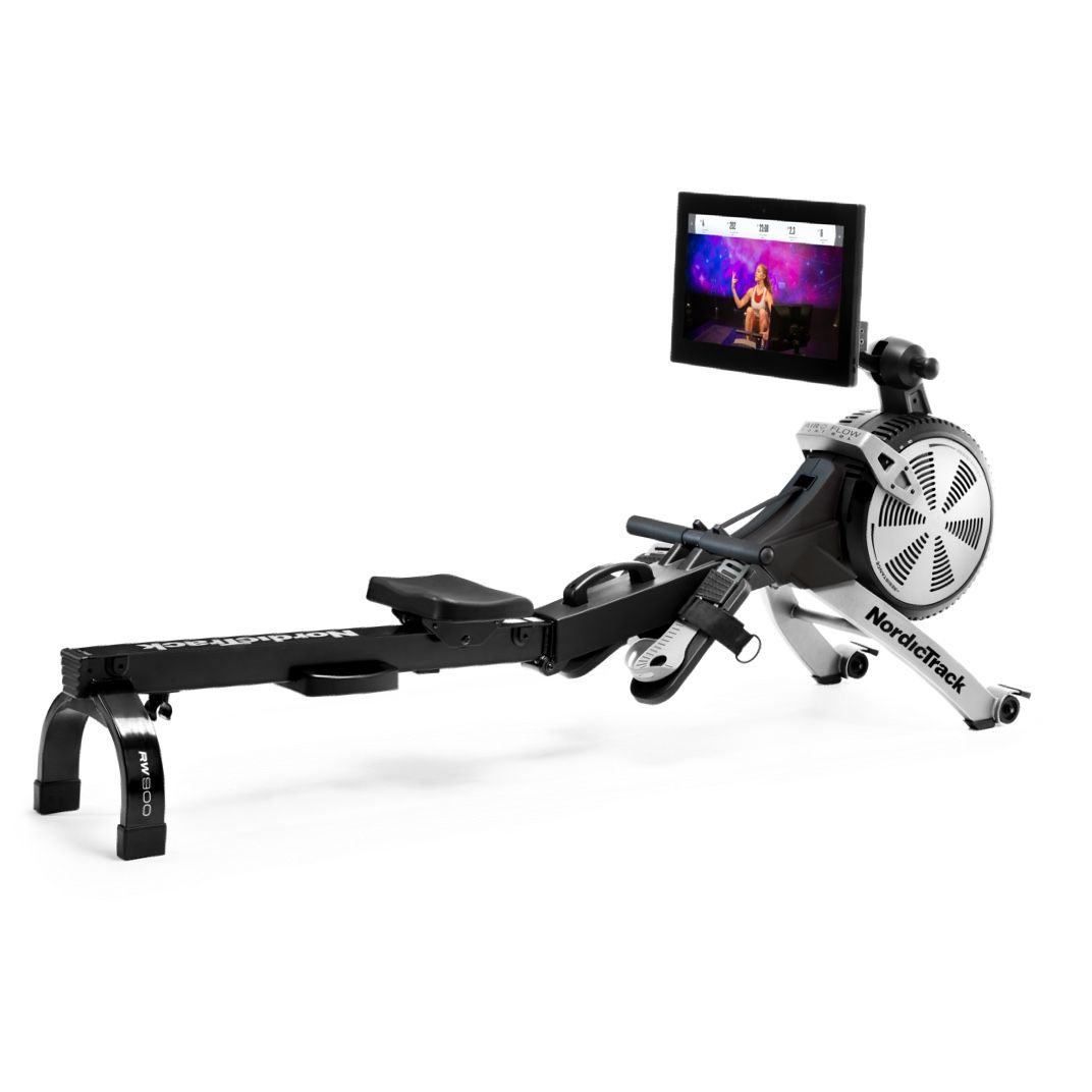 Nordictrack Rw900 Rower Series Workout Cardio Boxing Low