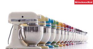 Artisan il robot da cucina della Kitchenaid | 细节1 | Pinterest ...
