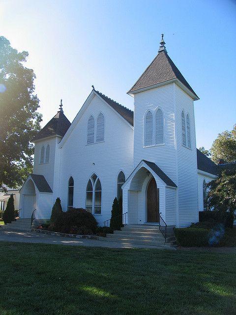 Concord United Methodist Church, Concord, North Carolina