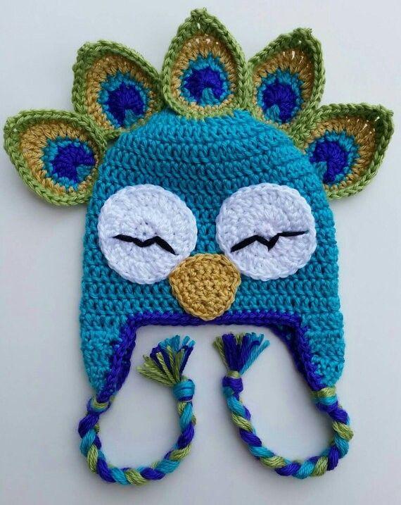 Pin de Becky Sanzone en Babies + hats = adorbs   Pinterest   Gorros ...