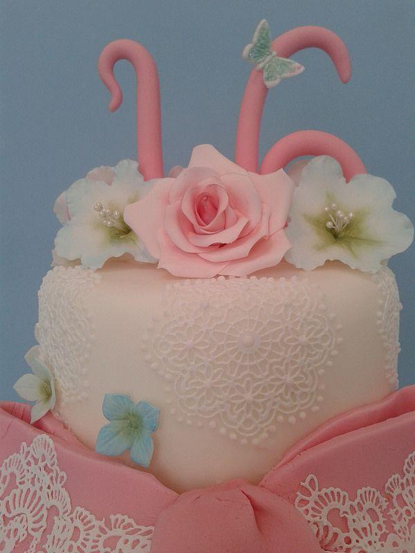 Sweet 16 Birthday Cake Sweet Sixteen Pinterest 16 Birthday