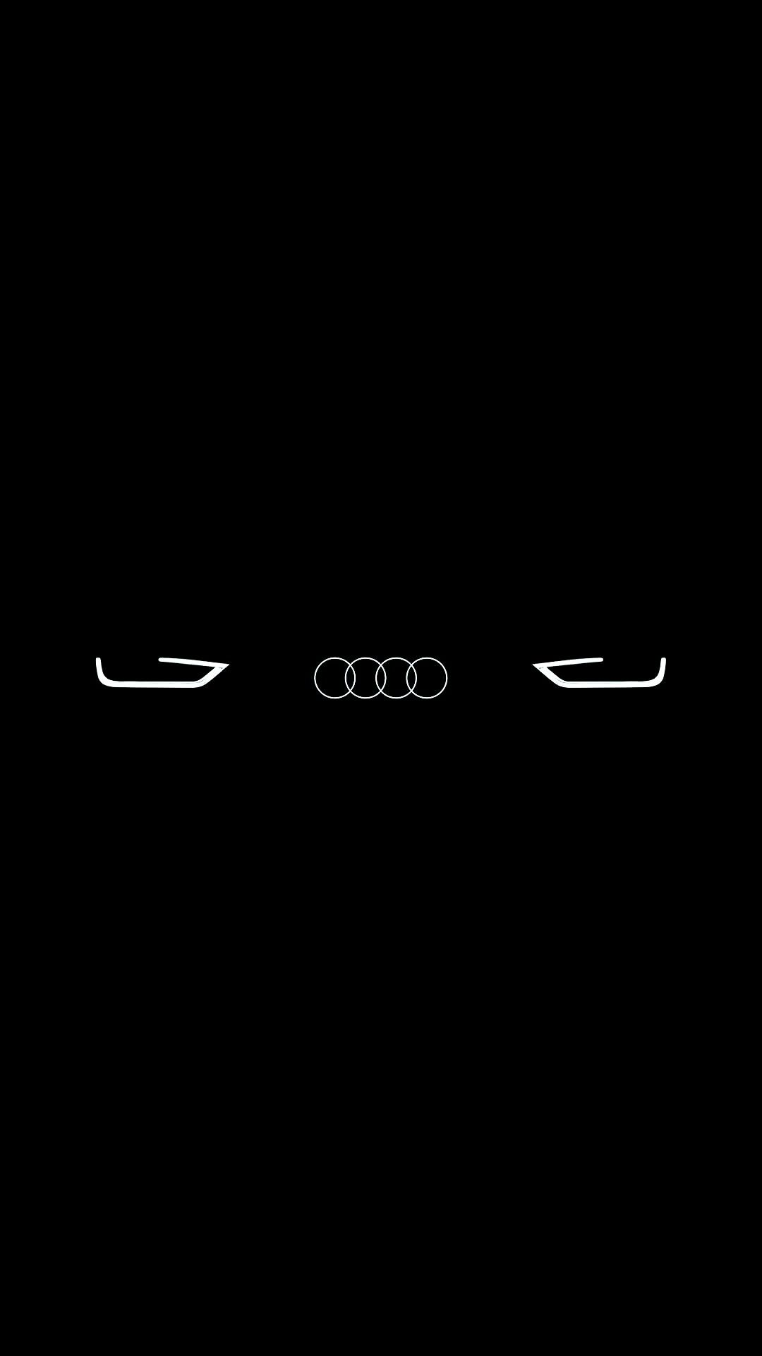 Audi Shadow 車の壁紙 車 ロゴ アウディ