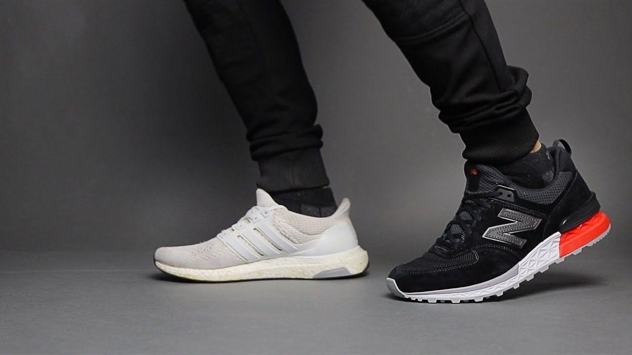574 Sport, Keeping Adidas On their Toes, New Balance Fresh Foam 574s ...