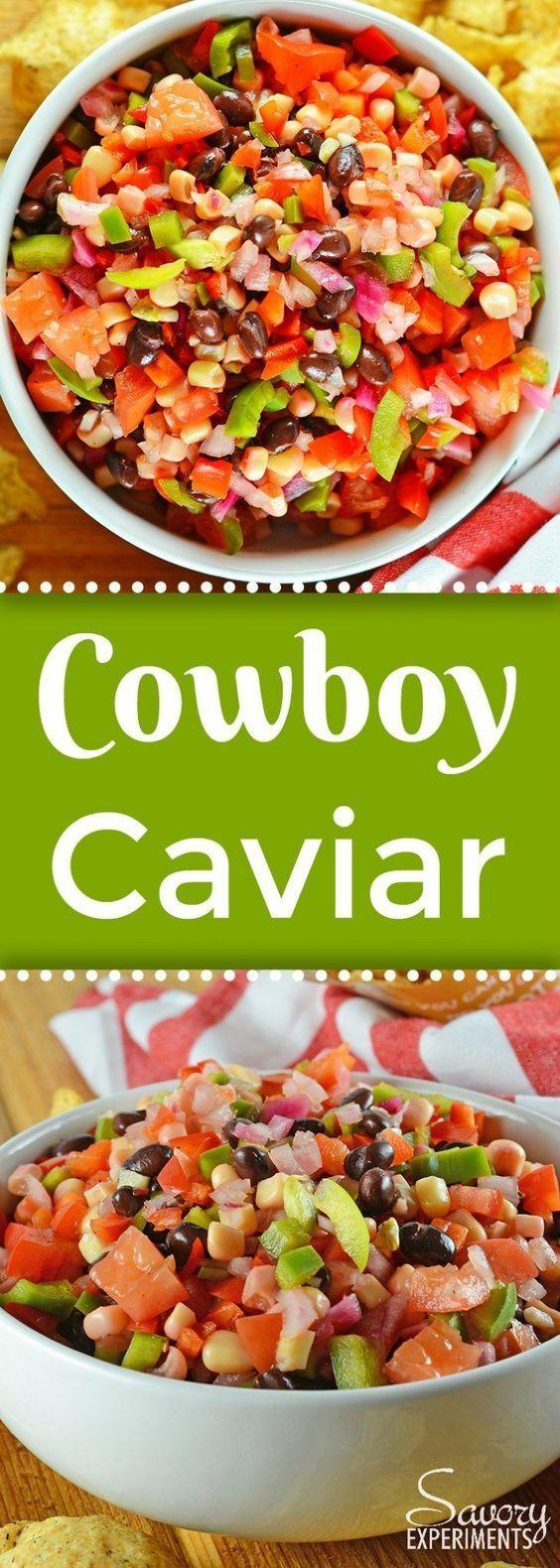 Cowboy Caviar Dip ist mein beliebtestes Rezept! Dieser texanische Kaviar wird mit ... - #beliebtestes #Caviar #Cowboy #Dieser #Dip #ist #Kaviar #Mein #mit #Rezept #texanische #Wird #cowboycaviar