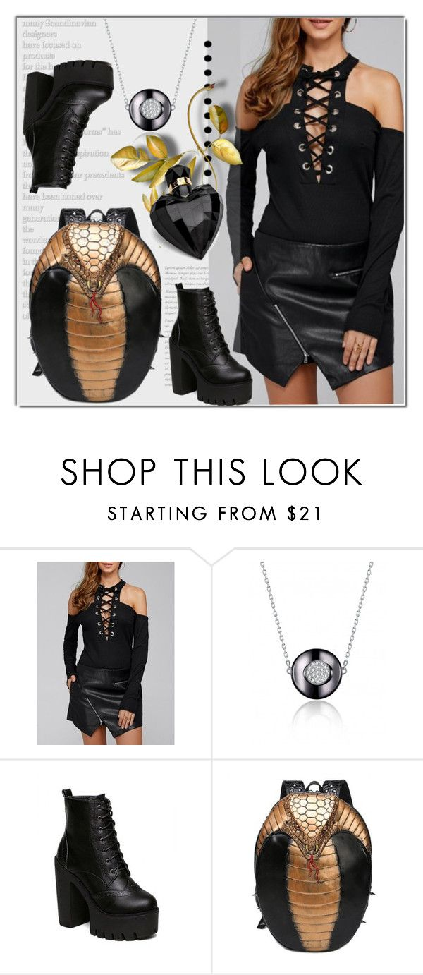 """""""Без названия #2178"""" by ilona-828 ❤ liked on Polyvore featuring Lipsy, StreetStyle, dresslily and polyvoreeditorial"""