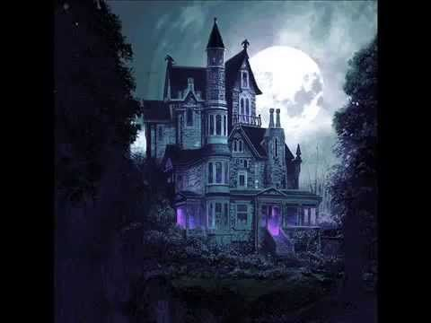 Haunted house pictures for halloween classic